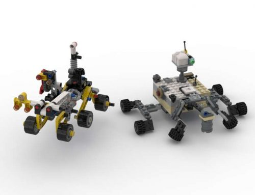 Building Perseverance, the Mars Rover